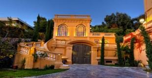 villa cannes a louer