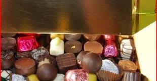 Ballotis de Chocolats de Noël