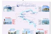 Phares du littoral français