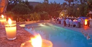 Kreatis Côte d'Azur - décoration bougies