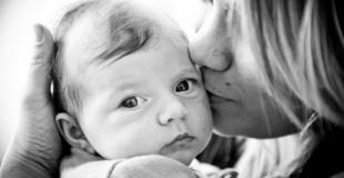 Frédéric Bayle Photographe Maternité et bébé
