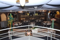 L'espace Prestige est un lieu unique, idéal pour des soirées à thèmes. Sans quitter le stade Bollaer