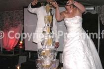 La fontaine de Champagne