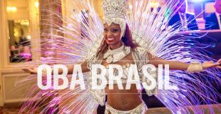 Le Glamour d'une soirée brésilienne