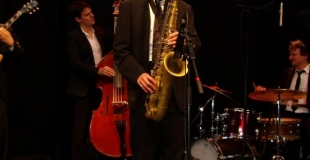 groupe et orchetsre de jazz paris