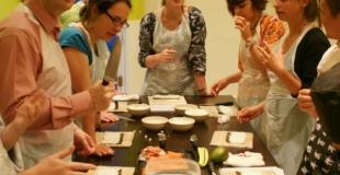 Cours de cuisine japoanise sushi sushi4you