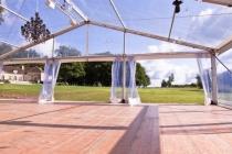 Structure de 15m x 25m