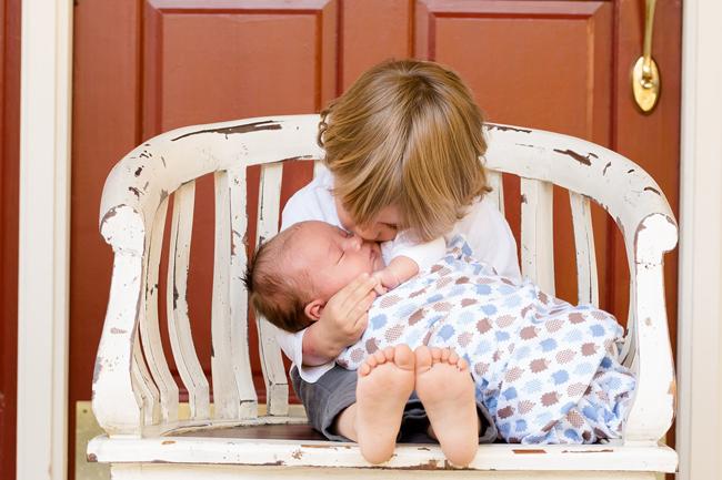 annocer la naissance d'un bébé