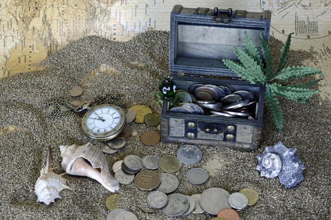 escape game ou chasse au trésor