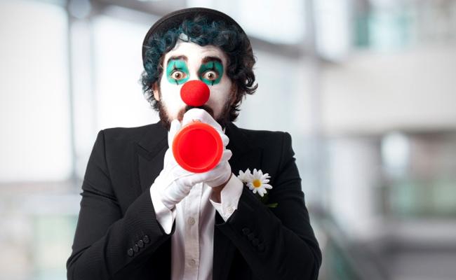 Faire venir un clown à domicile pour l'animation d'un anniversaire d'enfant