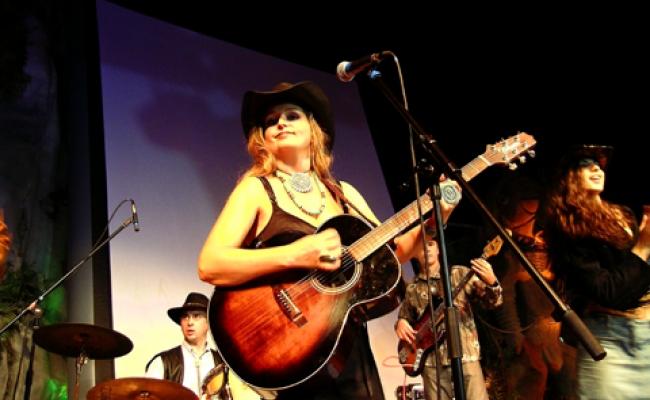 Concert de musique country et démonstration de danse - Soirée western