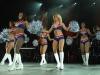 Faire intervenir des pom-pom girls ou cheerleaders pour un évènement sportif