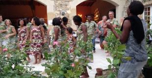 Proposer de la danse africaine en animation de mariage