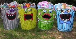 Organiser un spectacle sur le tri des déchets et tri sélectif pour enfants