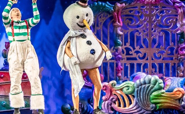 Conte de Noël pour enfants pour le spectacle de l'arbre de Noël