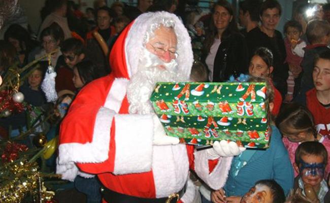 Faire intervenir un Père Noël à domicile le 24 décembre