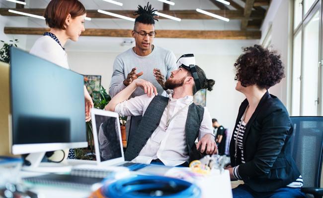 Bureau éphémère, espace de coworking temporaire : comment l'équiper ?