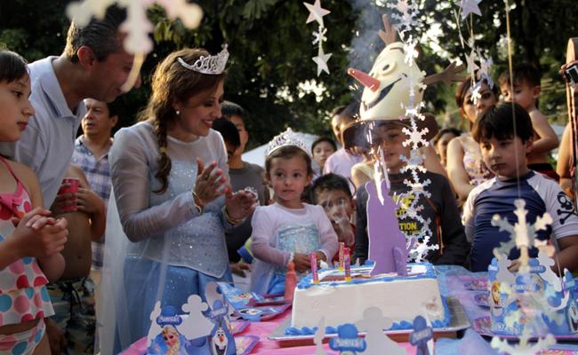 Anniversaire et fête de famille