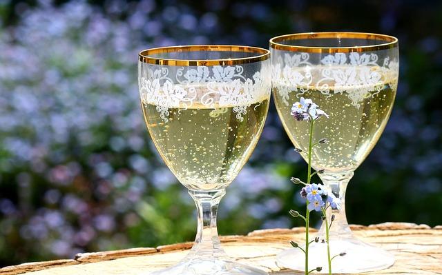 fournisseur de champagne pour votre mariage