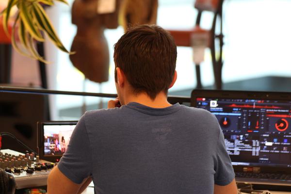 DJ pour animation de mariage