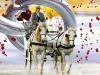 Louer une calèche pour un mariage romantique !