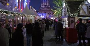 Prestataire pour l'organisation d'un marché de Noël de collectivité