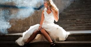 La robe de mariée de créateur : quelle couleur choisir ? Traditionnelle ou originale ?
