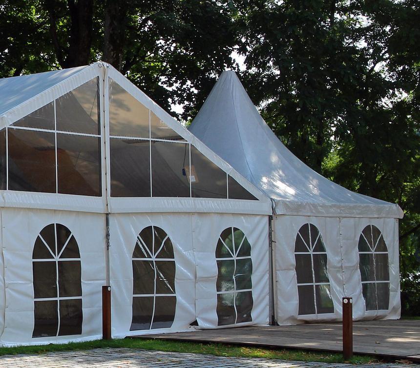 tentes road show