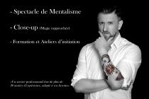 Stéphane Damour - Illusionniste Mentaliste