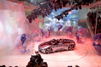 Bulle Presentation BMW China