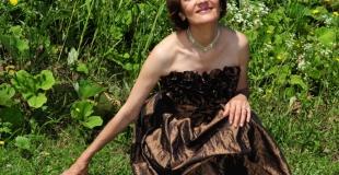 Evelyne Lagardette, chanteuse lyrique