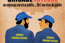 la brigade joyeuse