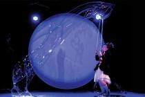 Affiche Dompteuse de bulle