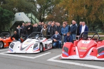 Evènementiel Groupe 50 personnes - Stage pilotage journée