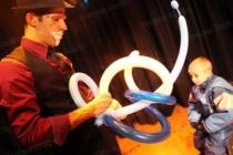Sculpteur de ballons Opaline Animation