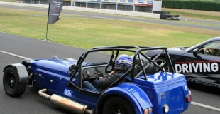 Séminaire pilotage sur circuit