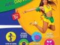 EVJF insolite et original en samba