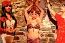 spectacle de danses et animations artistiques lyon rhone alpes - groupe de danse - troupe de danseus