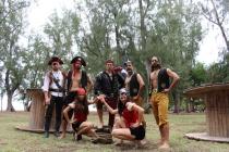 Jouez les Pirates de L'Océan indien avec Jouez les Robinson avec le Challenge Chasse au Trésor