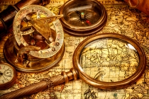 Epreuve de la carte et du geocaching