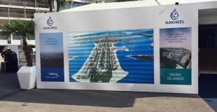 Mur LED Immobilier Dubai