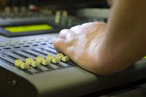 Consoles de mixage numérique ou analogique
