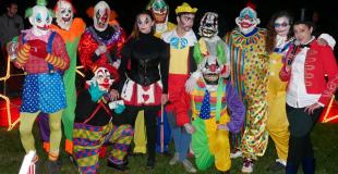 Murder Party Eleven Les 11 péchés capitaux Clowns Show