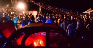 Disco-Mobile itinérante avec La Dodoche à Vinyles
