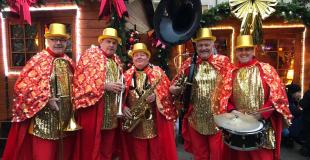 Orchestre de Noël