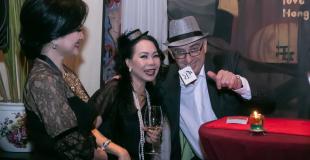 Magicien français à Jakarta pour soirée d'entreprise