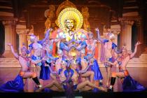Spectacle Bollywood créé et Produit par Y Show Production
