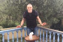 Le magicien en close up à Perpignan