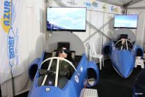 simulateur avion VR