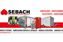 SEBACH solutions sanitaires mobiles